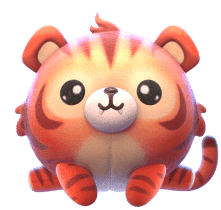 PlushieFrenzy-Tiger